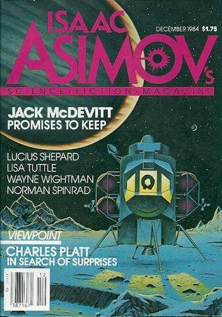 Isaac Asimov's Science Fiction Magazine, December 1984 (Asimov's Science Fiction, #85)