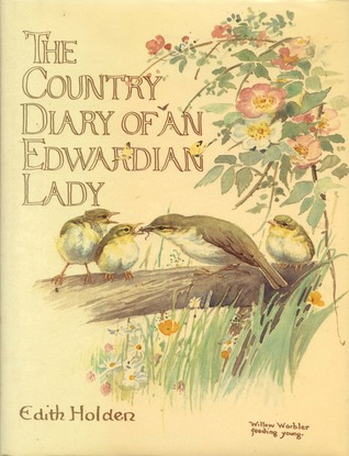 The Country Diary of an Edwardian Lady, 1906 by Edith Holden