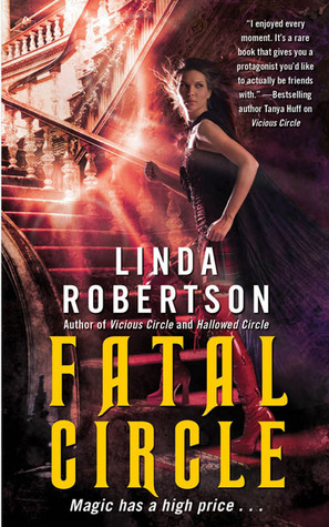 Fatal Circle (Persephone Alcmedi, #3)