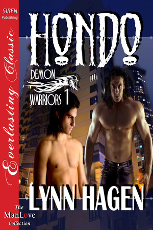 Hondo (Demon Warriors #1)
