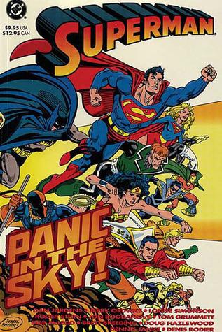 Descargue manuales gratuitos en línea Superman: Panic in the Sky