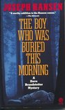The Boy Who Was Buried this Morning (Dave Brandstetter, #11)
