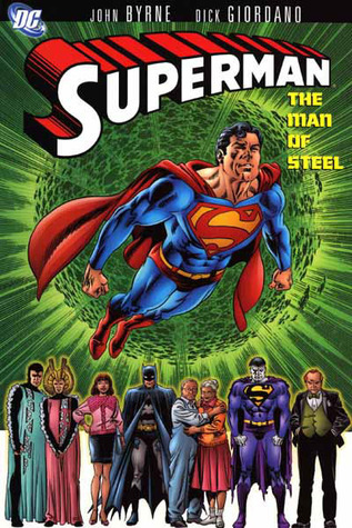 Ebook Superman: The Man of Steel, Vol. 1 by John Byrne read!