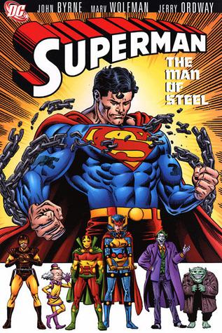 Superman: the man of steel, vol. 5 by John Byrne