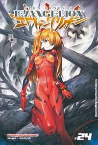 Neon Genesis Evangelion, Vol. 24 by Yoshiyuki Sadamoto