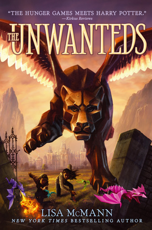 The Unwanteds series by Lisa McMann thumbnail