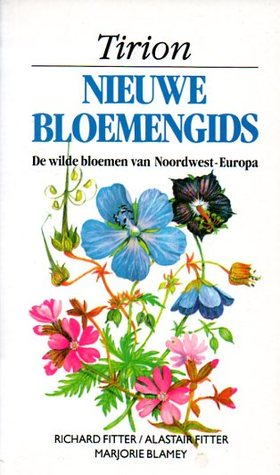 Nieuwe bloemengids: De wilde bloemen van Noordwest-Europa