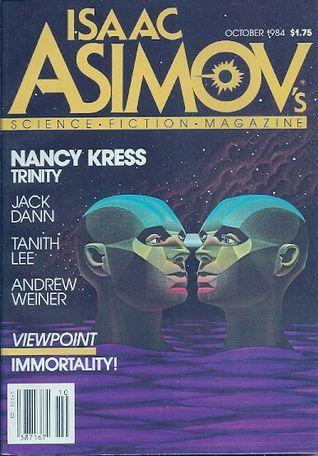 Isaac Asimov's Science Fiction Magazine, October 1984 (Asimov's Science Fiction, #83)