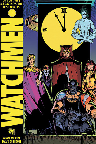 Watchmen. Alan Moore, Writer