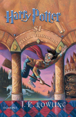 Harry Potter şi Piatra Filozofală (Harry Potter, #1)