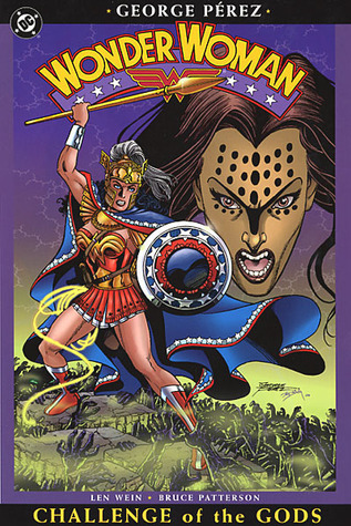 Wonder Woman, Vol. 2: Challenge of the Gods