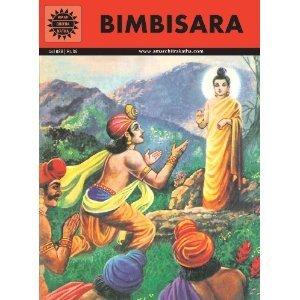 Bimbisara (Amar Chitra Katha Comics #688)