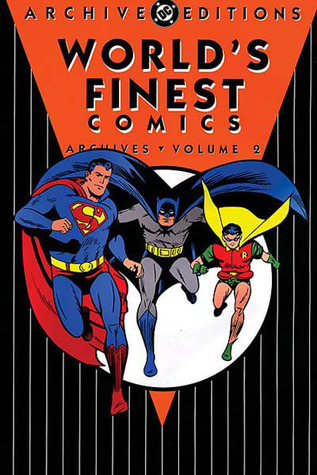 World's Finest Comics Archives, Vol. 2