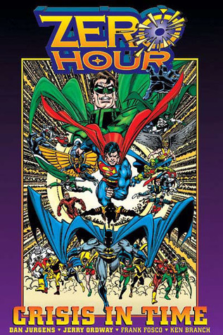 Zero Hour by Dan Jurgens