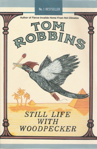 Image result for Tom robbins books