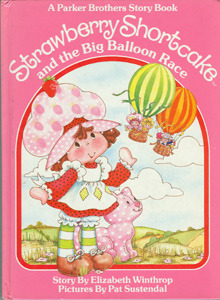 Strawberry Shortcake and the Big Balloon Race
