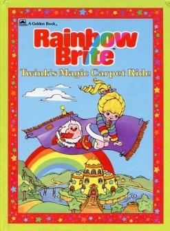 Twink's Magic Carpet Ride (Rainbow Brite) S)