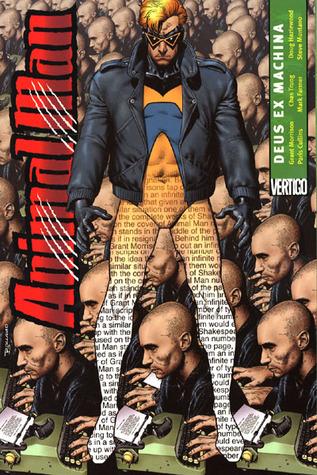 Animal Man, Vol. 3