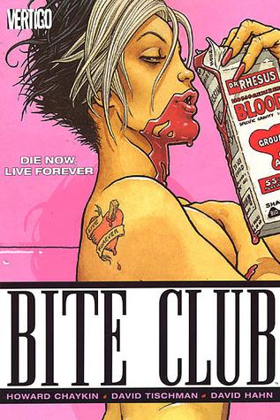 Bite Club (Bite Club, #1)