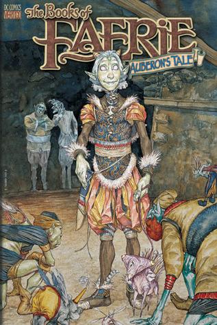 The Books of Faerie: Auberon's Tale (Books of Faerie)