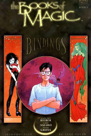 The Books of Magic, Volume 1: Bindings