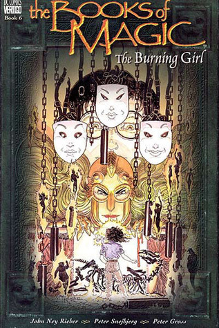 The Books of Magic, Volume 6: The Burning Girl