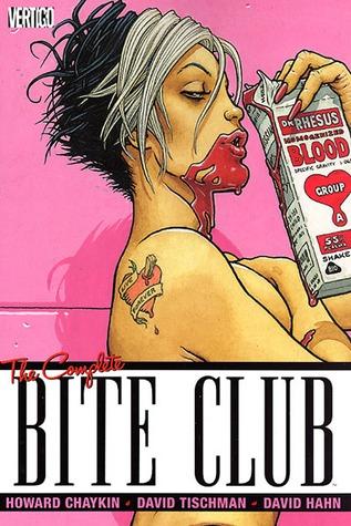 The Complete Bite Club (Bite Club, #1-2)