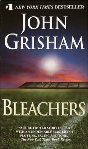 bleachers novel