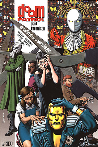 Doom Patrol, Vol. 1: Crawling from the Wreckage