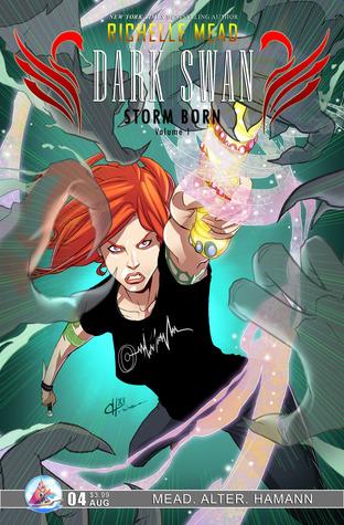 Storm Born #4 (Dark Swan Comic, #4)