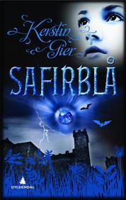 Safirblå (Kjærligheten går gjennom alle tider, #2)