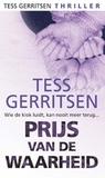Prijs van de waarheid by Tess Gerritsen