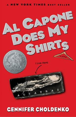 Al Capone Does My Shirts (Al Capone at Alcatraz, #1)