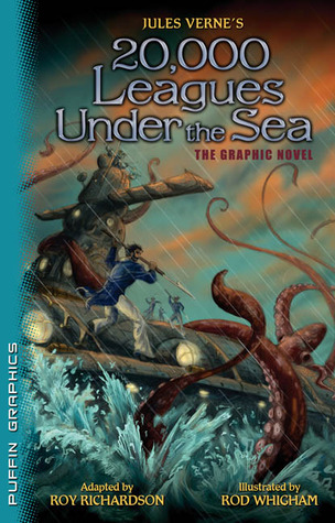 20 000 Leagues Under The Sea Book