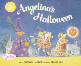 Angelina's Halloween by Katharine Holabird