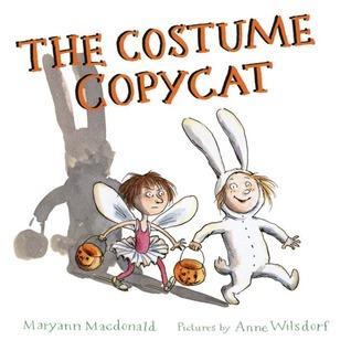The Costume Copycat by Maryann Macdonald