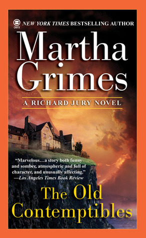 The Old Contemptibles (Richard Jury, #11)