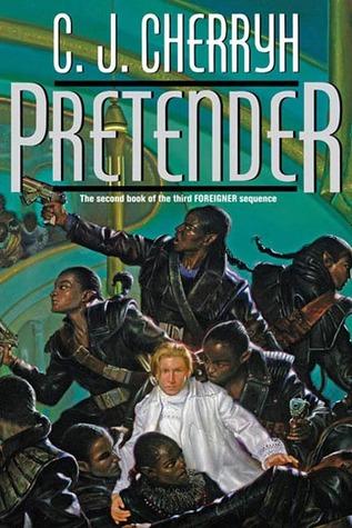 Pretender by C.J. Cherryh
