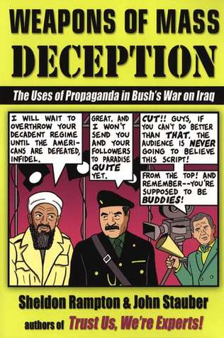 Weapons of Mass Deception by Sheldon Rampton