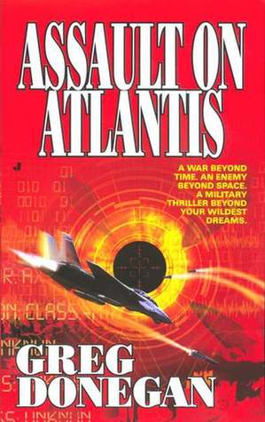 Assault on Atlantis (Atlantis, #5)