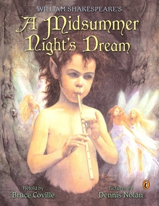 William Shakespeare's: A Midsummer Night's Dream (Shakespeare Retellings, #2)