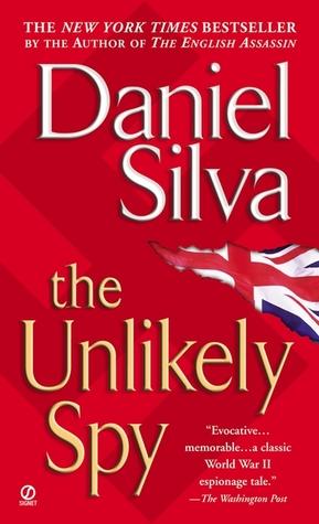 fc8ba7f31e52 The Unlikely Spy by Daniel Silva