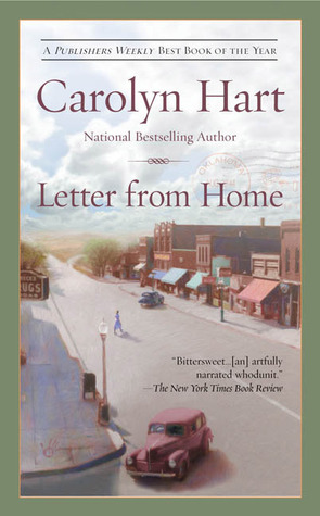 Letter From Home by Carolyn G. Hart