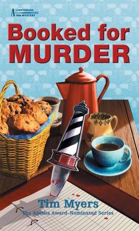 Booked for Murder (Lighthouse Inn Myster...