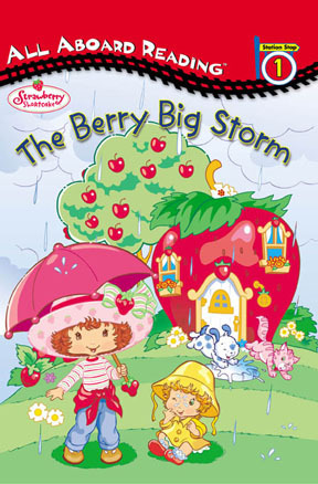 The Berry Big Storm by Megan E. Bryant