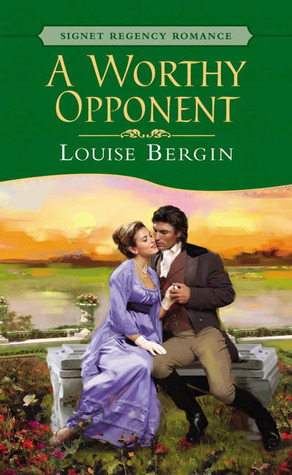 A Worthy Opponent by Louise Bergin