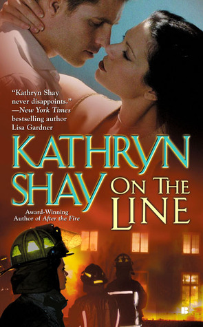 On the Line (Hidden Cove Firefighters, #2)