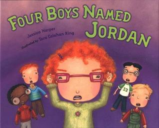 Four Boys Named Jordan