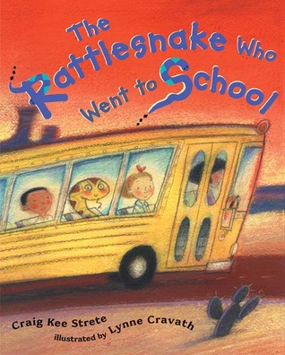 The Rattlesnake Who Went to School