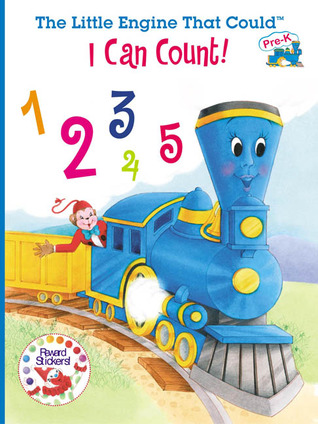 The Little Engine that Could:I Can Count: The Little Engine that Could